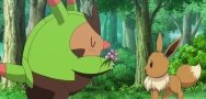 XY&Zx02: Hot-Blooded Quilladin! Squishy is Being Targeted!!