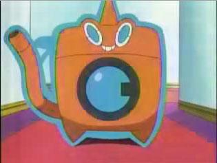 Frost Rotom – #479 - Plasma Pokémon - veekun