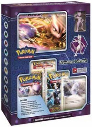 Mewtwo Collection Box