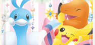 'Pokekyun Collection' Booster Pack Image, 'BREAK Starter Pack' Officially Revealed